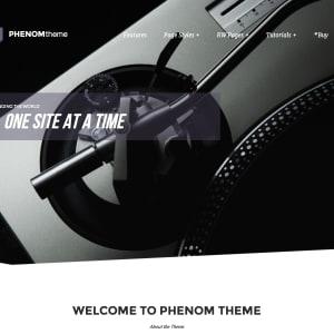 Phenom icon