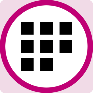 The Grid Stack icon