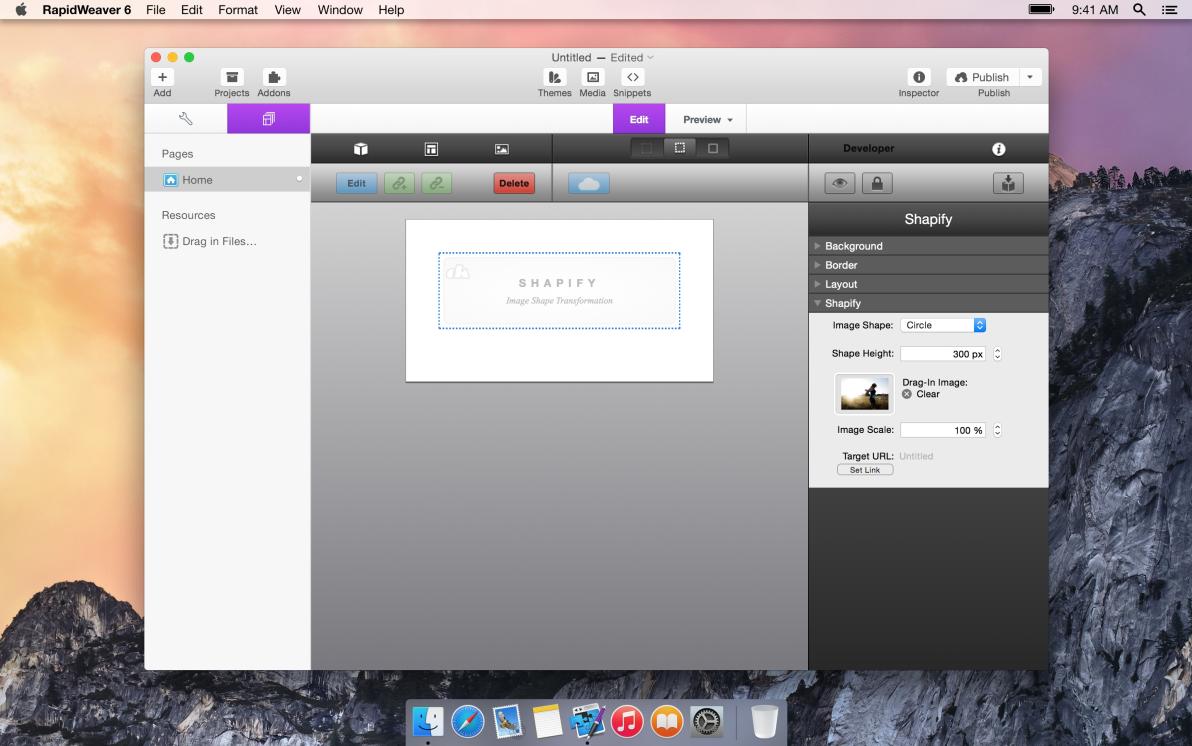Shapify screenshot