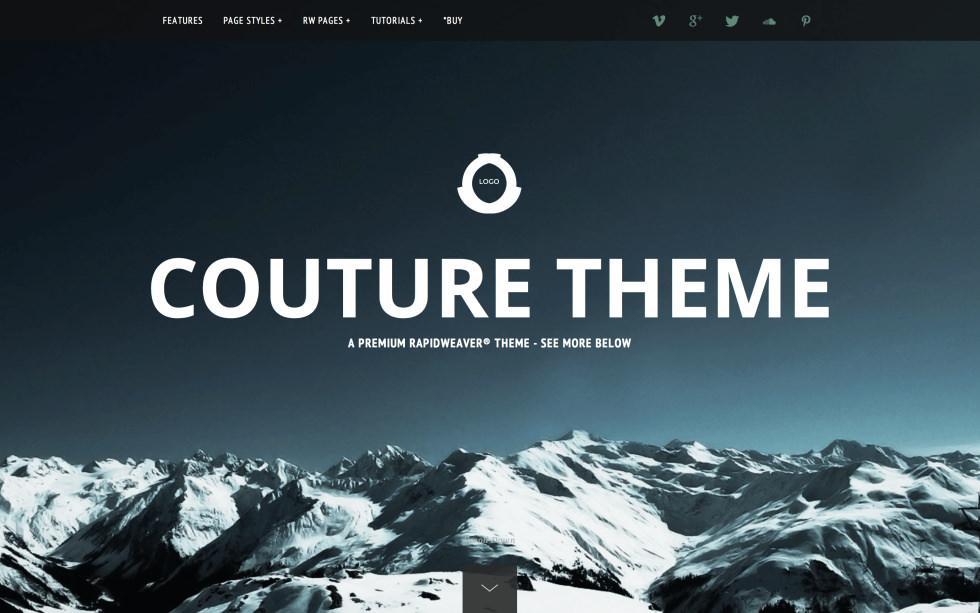 Couture screenshot