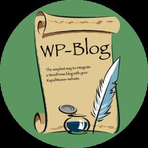 WP-Blog icon