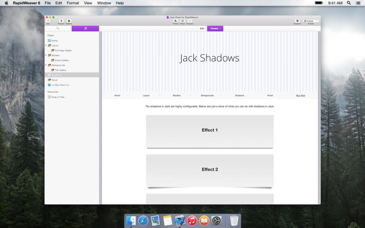 Jack screenshot