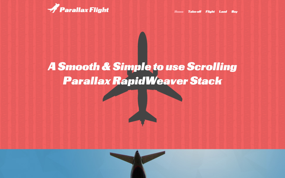 Parallax Flight screenshot