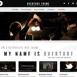 Overture icon