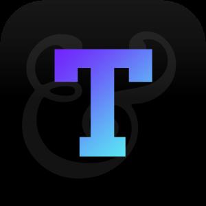 GradienText icon