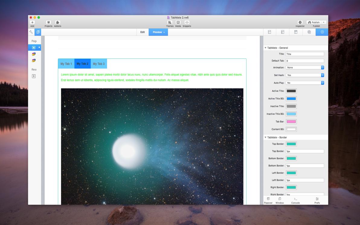 TabMate 2 screenshot