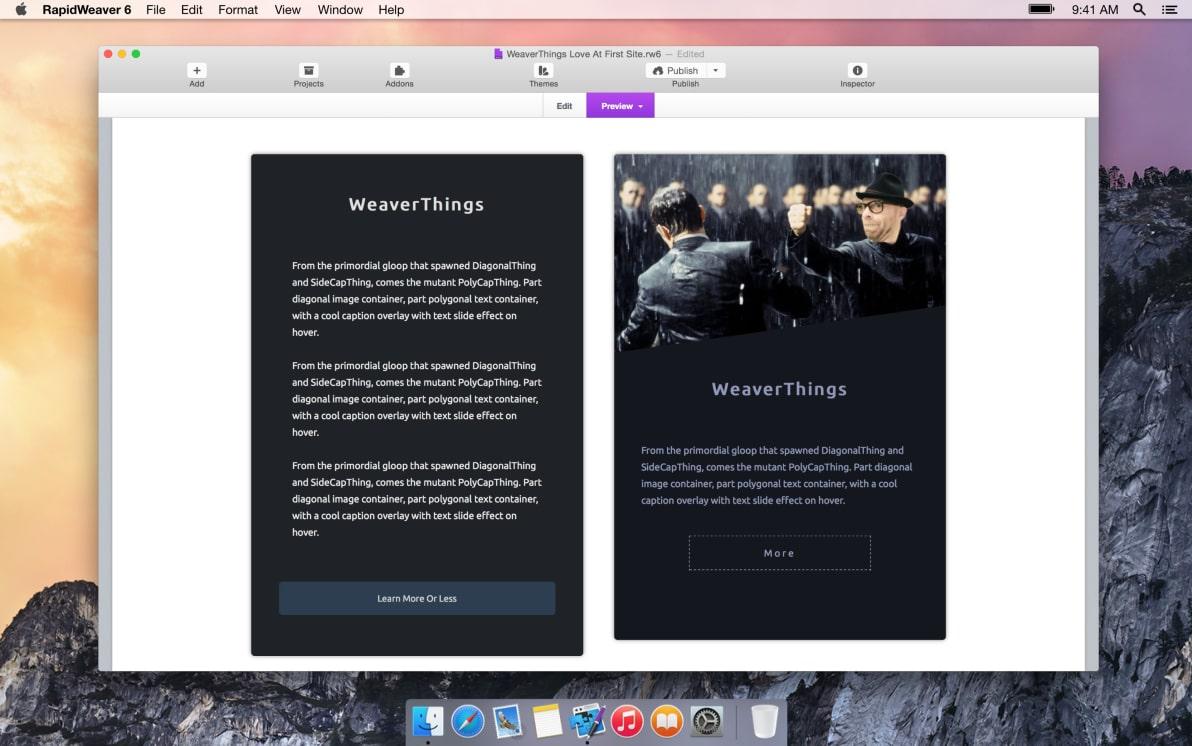 PolyCapThing screenshot