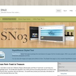 seyDesign SNo3 icon