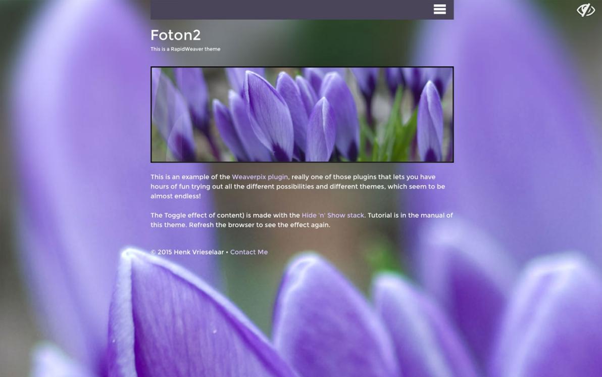 Foton2 screenshot