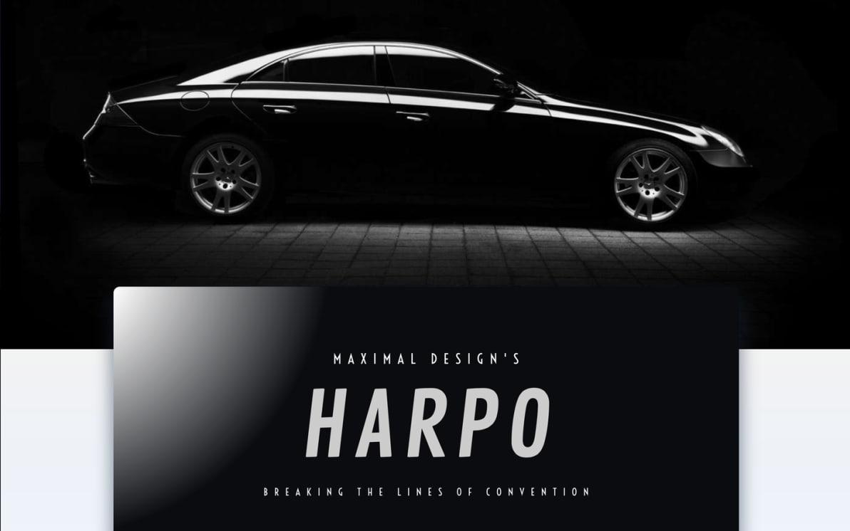 Harpo screenshot