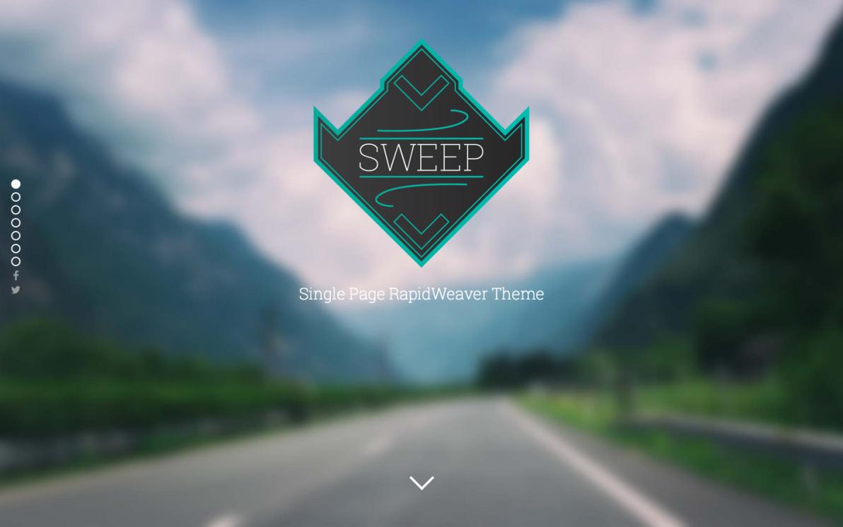 Sweep screenshot