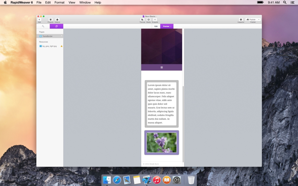 Transborder screenshot