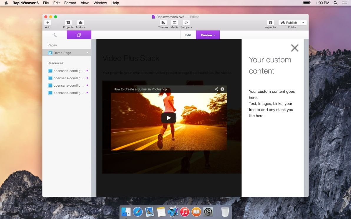 Video Plus screenshot