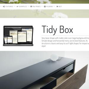 TidyBox icon