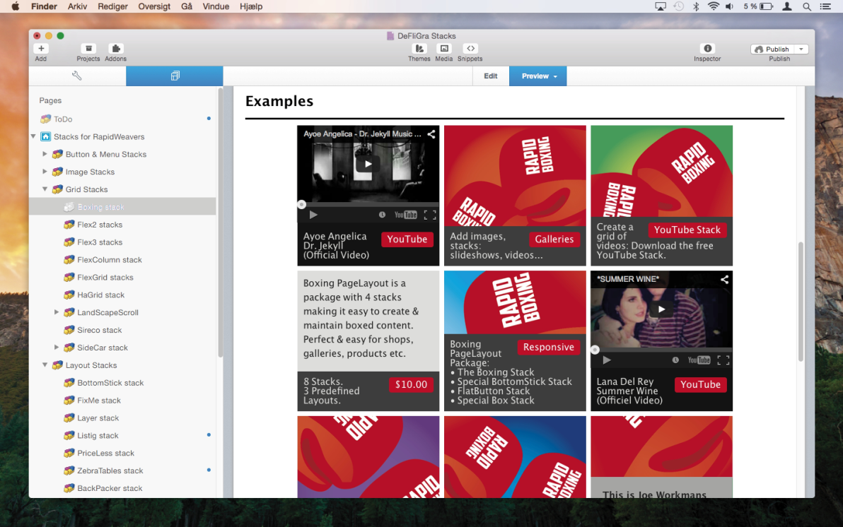 Boxing Stack screenshot