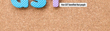 How GST benefited that people