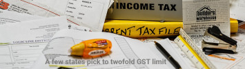 A few states pick to twofold GST limit