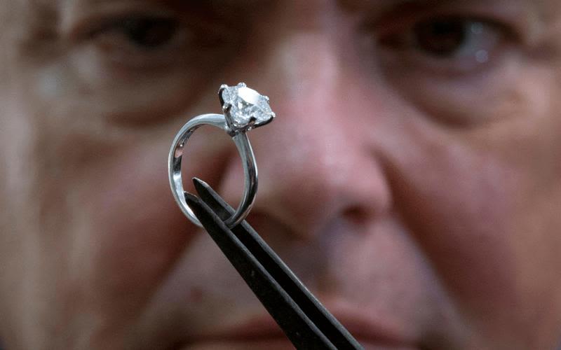 Inside the workshop behind 77diamonds.com, the biggest online diamond jewellers in Europe