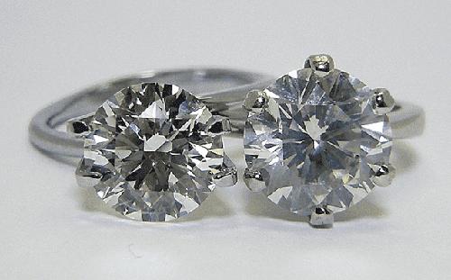 Clear Diamond