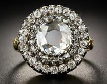 .75 ctw $3390 Victorian Era Diamond Ring Setting