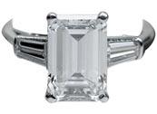 .50 ctw $2800 Mid Century  Diamond Ring Setting