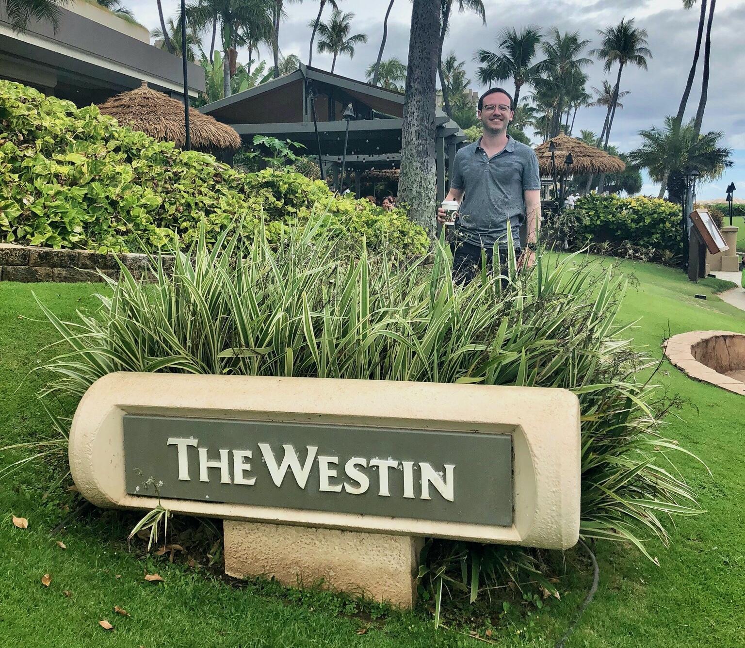 westin, maui, hawaii