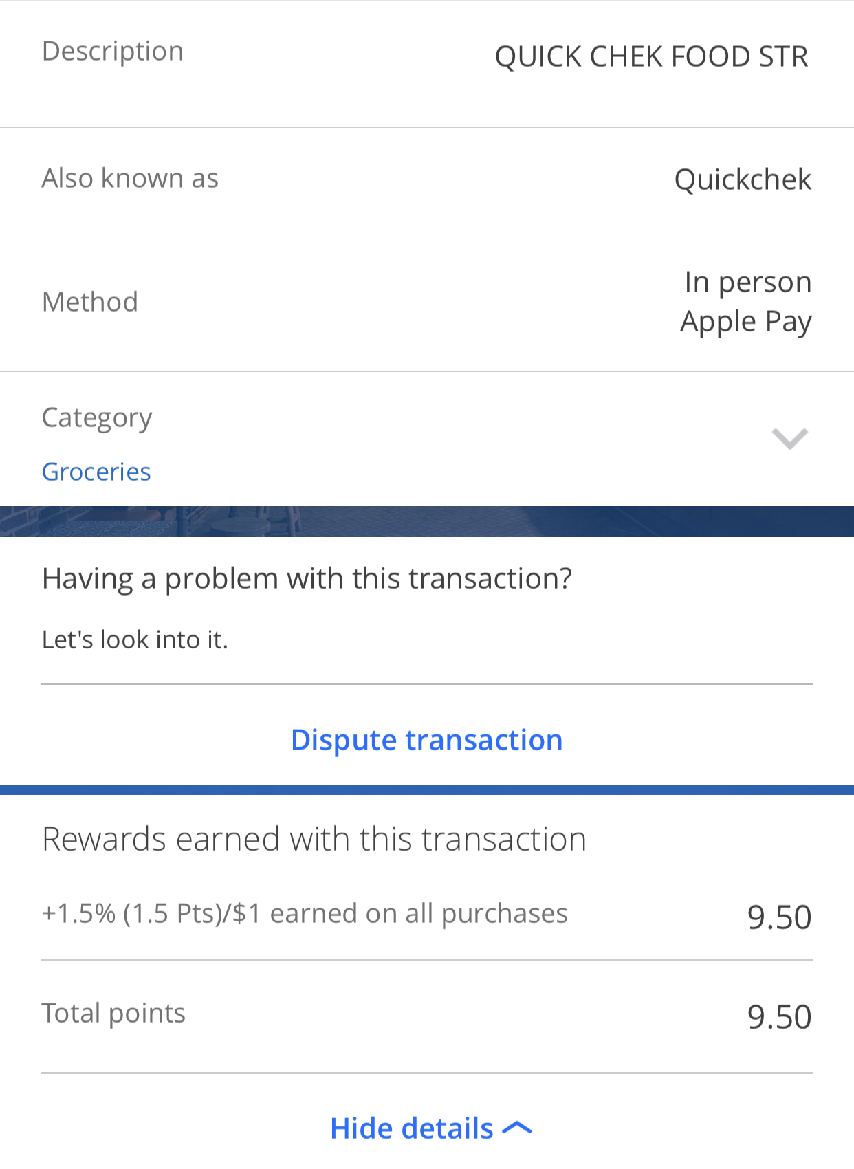 chase, mobile, points, rounded