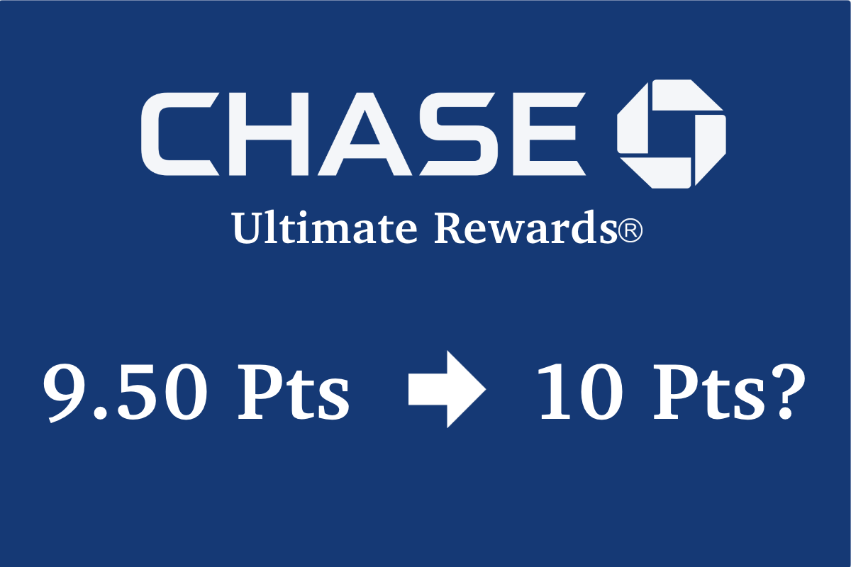 chase, points, decimals, rounding, ultimaterewards