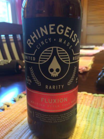 Rhinegeist Fluxion • RateBeer