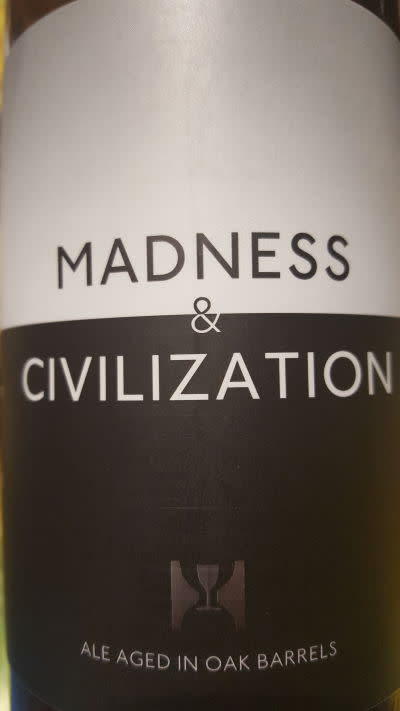 Hill Farmstead Madness and Civilization #7 • RateBeer