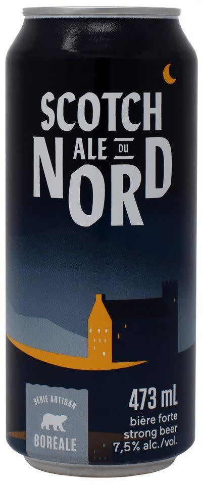 Boréale Scotch Ale Du Nord Ratebeer