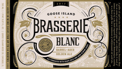 Image result for goose island brasserie blanc