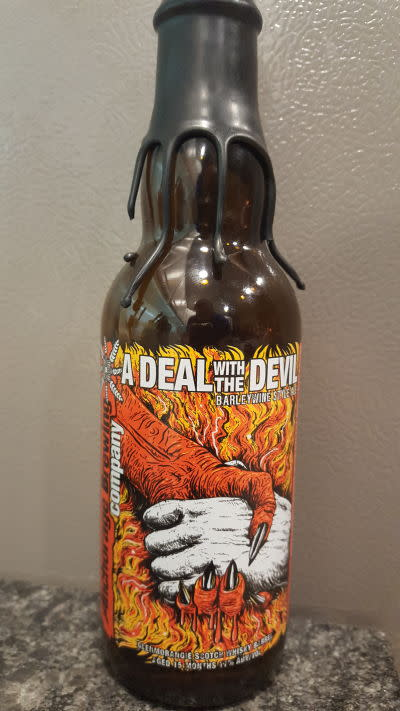Anchorage A Deal With The Devil Barleywine (Scotch)