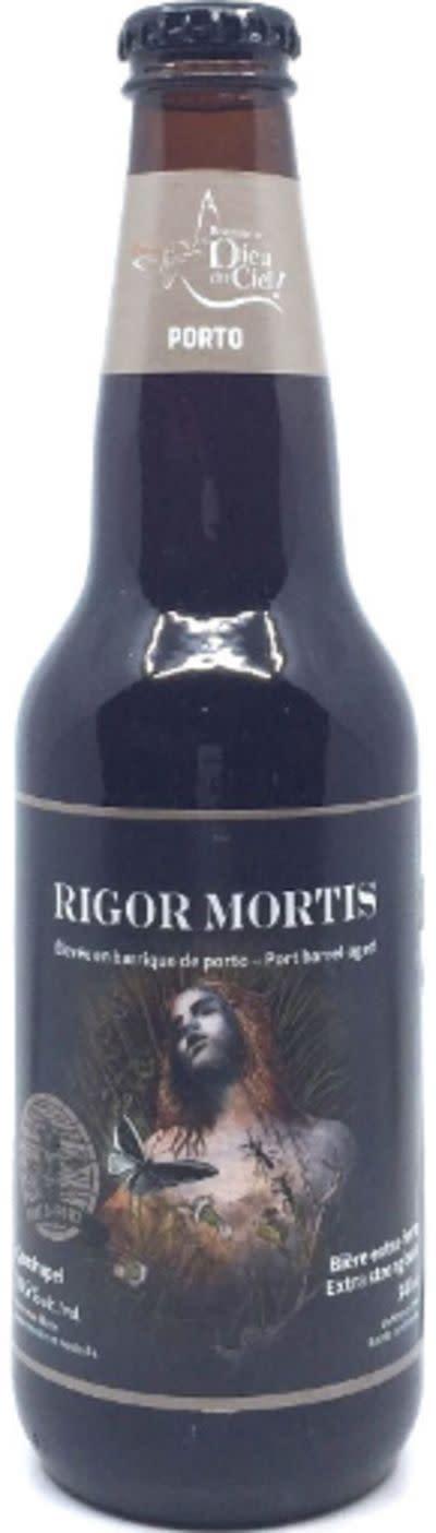Dieu du Ciel! Rigor Mortis Abt (Porto) • RateBeer