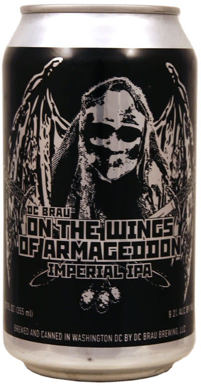 DC Brau On The Wings Of Armageddon