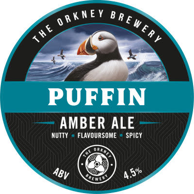 Orkney Puffin Ale (Cask) • RateBeer