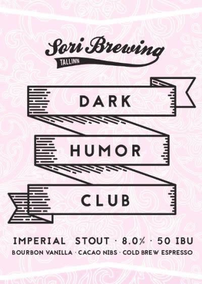 Sori Dark Humor Club O RateBeer