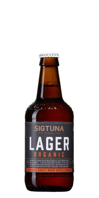 Sigtuna Lager Organic