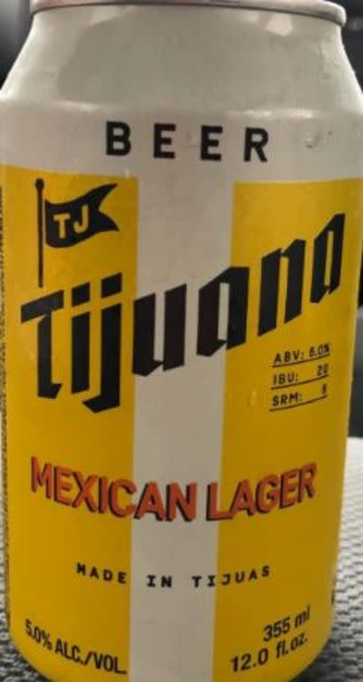 Auto Trader Tijuana >> Federation Ace Lager • RateBeer
