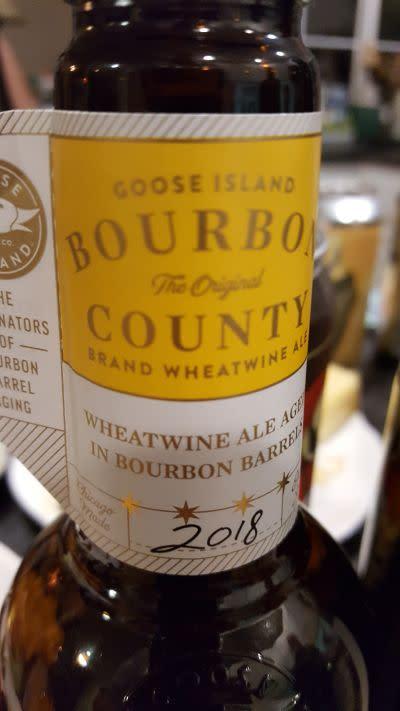520e6853c3c Goose Island Bourbon County Wheatwine • RateBeer. )