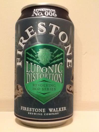 Ratebeer firestone walker luponic distortion revolution no 006 aloadofball Image collections