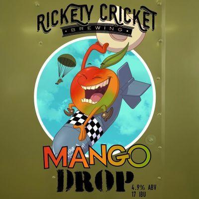 Rickety Cricket Mango Drop Ratebeer