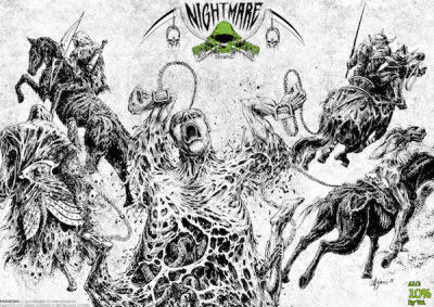 Image result for nightmare drawn and quartered