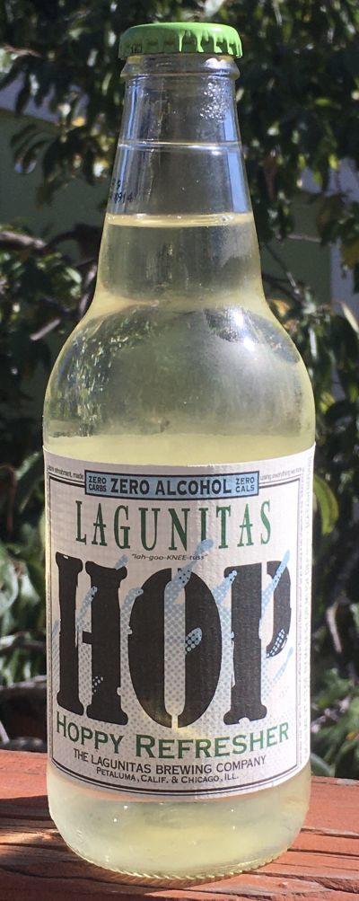 Lagunitas Hop Water • RateBeer