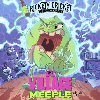 Rickety Cricket The Village Meeple Ratebeer