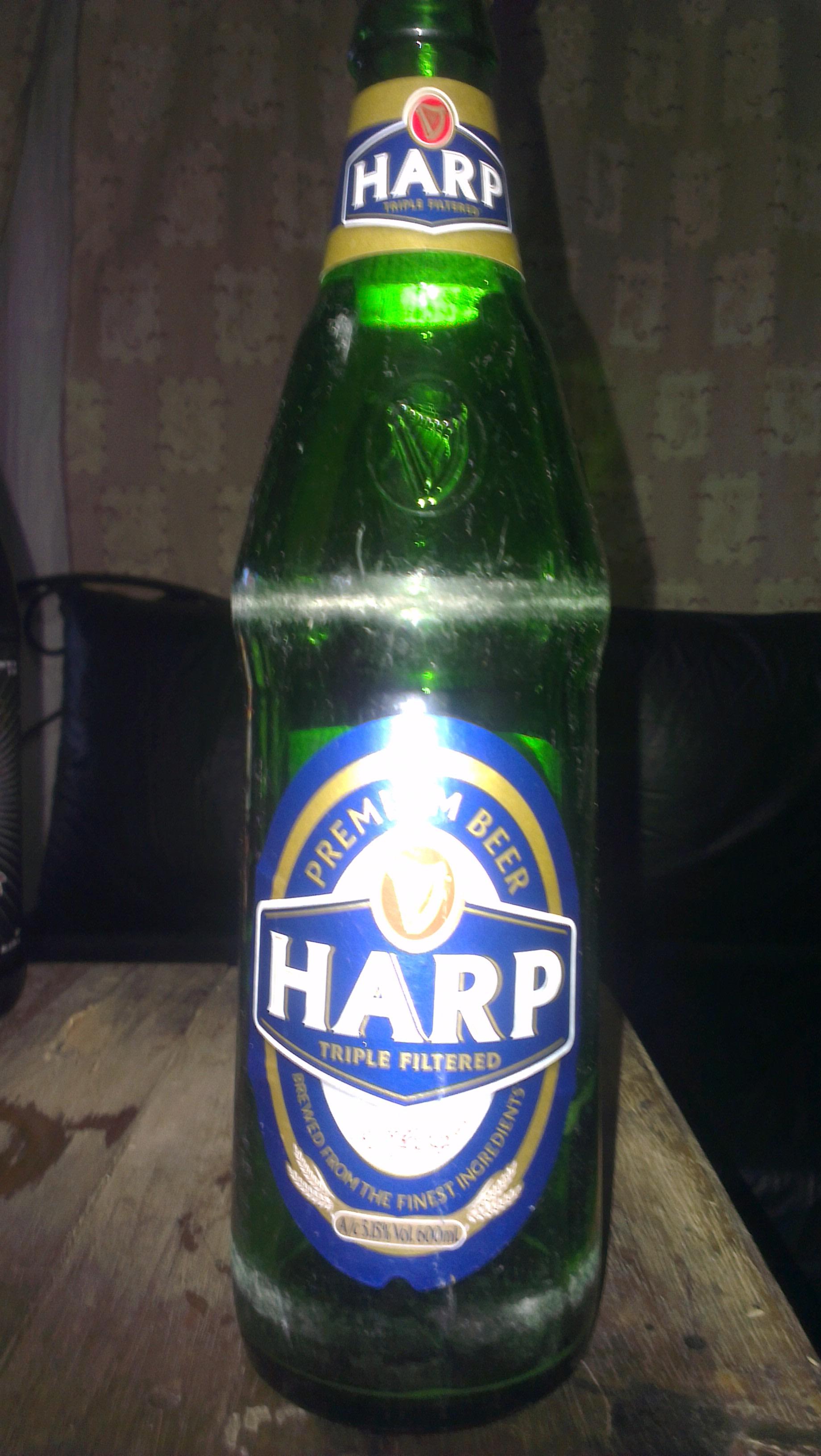 fa62e79f Harp Premium Lager (Nigeria) • RateBeer