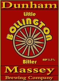 Dunham Massey Little Bollington Bitter