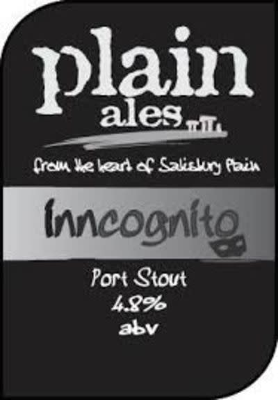 Image result for plain ales incognito