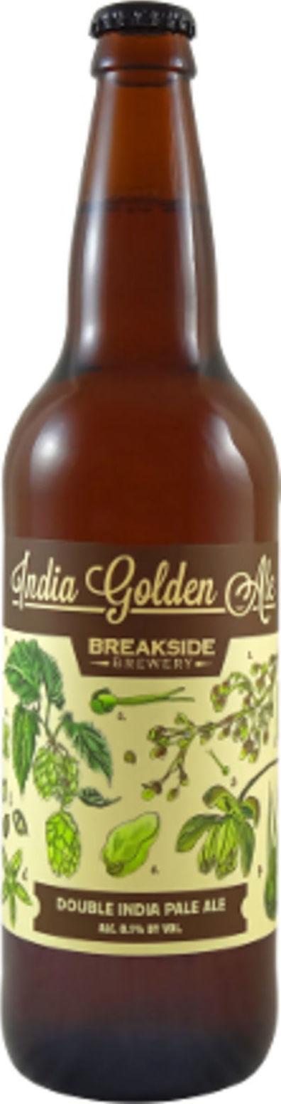 Breakside India Golden Ale