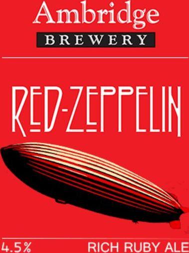 Ambridge Red Zeppelin